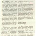 Presse WAZ 20.04.2011