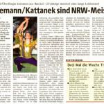 Presse RN Landesmeister A-Klasse
