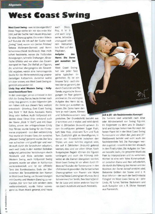 WCS-Beitrag Rock-Time 1