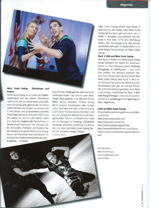 WCS-Beitrag Rock-Time 2